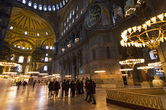 IMG_8949 (storvandre) Tags: travel history museum turkey site mediterranean basilica istanbul mosque turismo viaggio hagiasophia sophia turkish sultanahmet turchia ayasofya santasofia storvandre