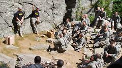 150722-A-AO880-064 (West Point - The U.S. Military Academy) Tags: us military academy rappel leadership rappelling usarmy usma 10thmountaindivision summertraining newcadet cadetbasictraining