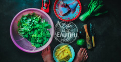 Food Stylist | Strong Pham | 2015 (strong pham  graphic design ) Tags: life boy food fish kitchen beautiful typography photography is vietnamese ride cook lifestyle style vegetable font strong stylist masterchef foodstylist lifeisabeautifulride strongpham