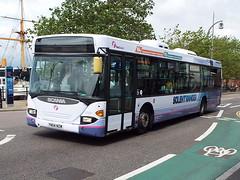 YN54NZW (47604) Tags: bus ranger first solent portsmouth scania 65022 yn54nzw