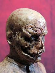 "Doctor Butcher (XFrog360) Tags: zombie painted zombieholocaust doctorbutcher necrozombiecon sheerterrorsociety williampaquet""collectiblecustom"