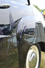 Reflections - stripes (turquoiseink) Tags: distortion reflection car picnic shine polish
