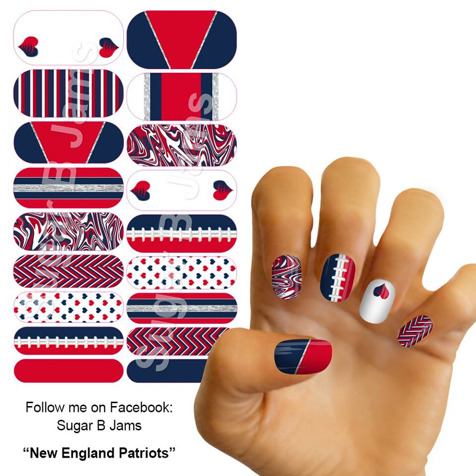 The World\'s Best Photos of manicure and nfl - Flickr Hive Mind