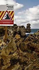 rockfall (yakkay43) Tags: panorama portugal streetfotografie lifestyle outdoor atlantic