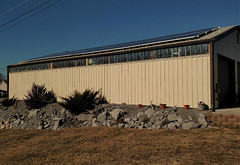 Commercial installation in Virginia