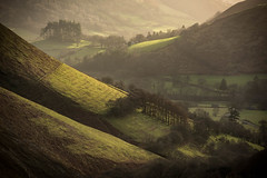 Sun on the slope (Mike Ashton) Tags: nikon sps wales winter