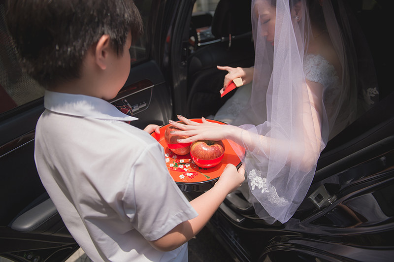 [台中婚攝] 宗 & 潔 / 展華花園會館