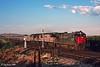A Nice Sunset (C.P. Kirkie) Tags: southernpacific sp amtrak amtk spsunsetroute arizona sunset sunsetlimited sunsetroute ge generalelectric trains railroads passengertrain