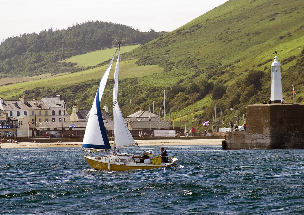 The World's Best Photos of iom and yacht - Flickr Hive Mind