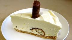 Twix Cheesecake Recipe (simplecookingclub) Tags: recipe food cooking cheesecake recipes