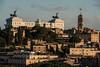 (robyphotoroma) Tags: vittoriano campidoglio roma alba golden hour nikon d4 giardino degli aranci view italy robyphotoroma instagram