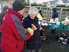 #23 untitled (watcher330) Tags: newcastleenlyn man woman vegetables market