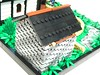 LEGO: Welcome Home (3) (Ferdinand Tunnelley) Tags: lego house moc white background vignette