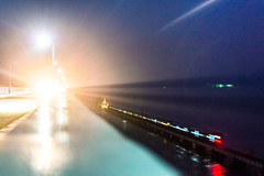 Iconic Pamban Bridge,Rameswaram. (vjisin) Tags: rameswaram pamban bridge train india asia tamilnadu incredibleindia outdoor indianbridge railbridge travel travelphotography light nightphotography indianrailways rail sea indianocean
