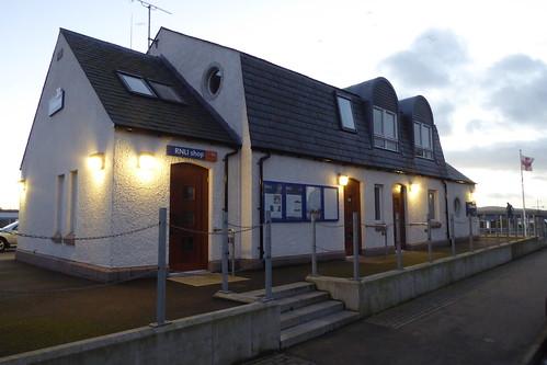 Montrose RNLI Lifeboat Station
