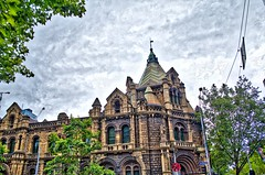 Melbourne Neo Gothic - Old Courthouse (tbn97) Tags: hdr melbourne neogothic