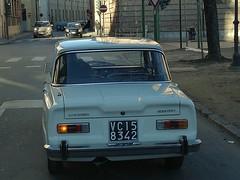 Alfa Romeo Giulia Super 1.3 1969 (LorenzoSSC) Tags: alfa romeo giulia super 13 1969