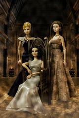 In the old castle ... (Svetla (ribonka 78)) Tags: fr agnes agneswonveis fashionroyalty integritytoys doll dolls