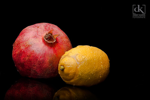 Granatapfel & Zitrone