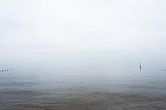 Infinite Waters (Tony McD) Tags: water beach sea rhyl fuji xt2 16mm