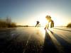 Ankeveense Plassen (maicovoets1) Tags: natuurijs ankeveen speedskating schaatsen sunrise