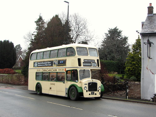 Cumbria Classic Coaches 627 HFM Temple Sowerby, nr Penrith
