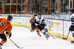 "Missouri Mavericks vs. Wichita Thunder, February 3, 2017, Silverstein Eye Centers Arena, Independence, Missouri.  Photo: John Howe / Howe Creative Photography • <a style=""font-size:0.8em;"" href=""http://www.flickr.com/photos/134016632@N02/32713947945/"" target=""_blank"">View on Flickr</a>"