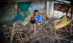 The Woodchopper (JDS Fine Art & Fashion Photography) Tags: philippines cebu countrylife province portrait main woodcutter environmentalportrait rural nationalgeographic documentary