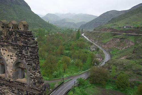 de Khertvisi citadel