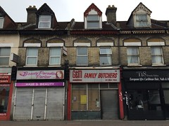 Gem Family Butchers, South Norwood (looper23) Tags: family london june shop south norwood gem butchers 2015