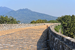 on the Nanjing Wall (594) (my.travels) Tags: china city travel urban building castle history wall architecture cn construction nikon scenery histoire civilization nanjing jiangsu d3200