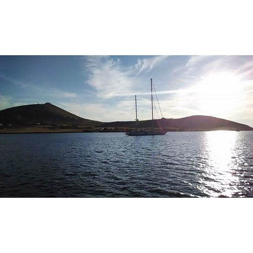 Sailing in calm waters! 🚣 #rentaboat #boat #ribcruises #sea #boat