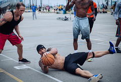 Venice Beach #Basketball Park by Ginger Liu #Photography (GINGER LIU PHOTOGRAPHY) Tags: california park street venice urban white black beach boys basketball sport kids canon ball photography us los boards angeles sweet angles free lifestyle adventure part skate skateboard hoops allstars styling
