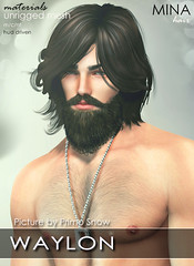 MINA Hair - Waylon for The Mens Dept (TMD)