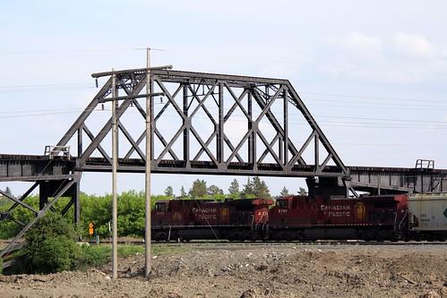 Canadian National Railway Bridge (Moose Jaw, Saskatchewan)
