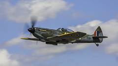 Spitfire, TE311, Royal International Air Tattoo RIAT 2015, RAF Fairford