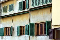 FLORENCE PONTE VECCHIO (LR Photoshot) Tags: house facade florence ponte maison italie vecchio