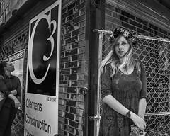 Walnut Street, 2015 (Alan Barr) Tags: street people blackandwhite bw philadelphia monochrome mono blackwhite candid streetphotography sp streetphoto gr ricoh walnutstreet 2015