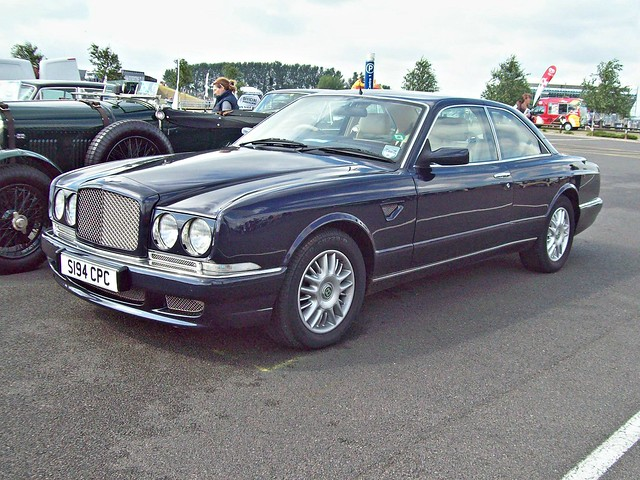 continental silverstone british 1990s bentley s194cpc