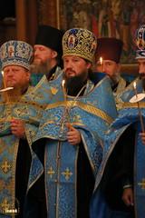 32. The solemn all-night vigil on the feast of the Svyatogorsk icon of the Mother of God / Торжественное всенощное бдение праздника Святогорской иконы Божией Матери