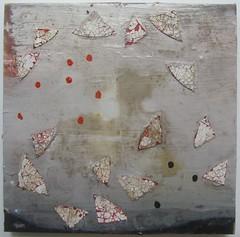 """Muddy Waters, 12"" by Daniel Kerkhoff, Hanoi, Vietnam, 2015 (Daniel Kerkhoff) Tags: painting artist quiet daniel vietnam canvas ugly waters hanoi muddy the kerkhoff"