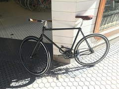 If you want Fixed gear bicycles, go to Miner at Ronda 7 street in San Sebastian!