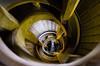 Treppe (joerg.busack) Tags: wood treppenstufen kreis rund helix stair ring treppe circle wendeltreppe schnecke spirale round flightofwindingstairs stufen holz snail