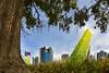Habitat Filter (phunnyfotos) Tags: phunnyfotos australia victoria vic melbourne tree park city cityscape skyline skyscrapers habitatfilter transurban citylink environment solar nikon d750 nikond750 southbank summer motorscape