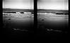 Double vie (Cathy Lehnebach) Tags: half frame agat18k trix plage bretagne vagues