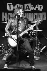 The Un-Teens (Vic Gedris) Tags: unteens punk punkrock rockandroll powerpop music band live thisainthollywood hamilton ontario canada genechampagne dancasale bw blackandwhite jamesst jamesnorth