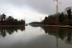 Schoten (Luc Herman) Tags: schoten cana canal water flanders belgium winter kanaal vaart waterland vlaanderen belgië travel
