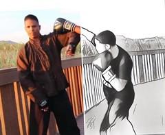 boxing vs wing chun (tvalente831) Tags: tonyvalente kungfu wingchun style swagger boxing
