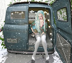 - Look 732 - Anabela (aisha.cahir ✿ {Blogger}) Tags: secondlife kawaii cosmeticfair mesangeeyes eyesmesh eyesclassic omegagenesishudeyes mesange designercircle wellmade pullover socksmesh tentacio cookies gacha choco nyne hair