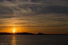 San Juan de Luz (patricia | olladas) Tags: atardecer sunset sol sanjuandeluz saintjeandeluz paisvascofrances costa mar sea sun